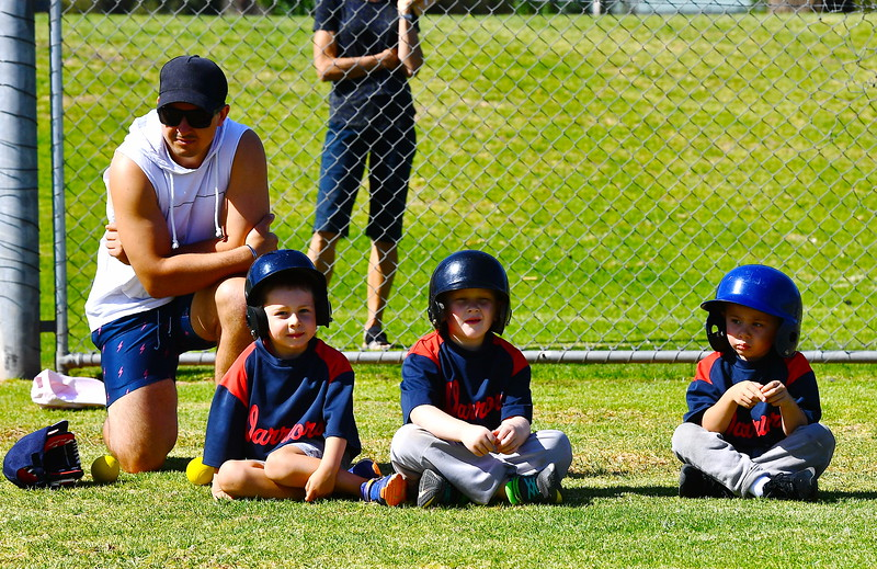 T-Ball and Coach-Pitch Wind Up Day