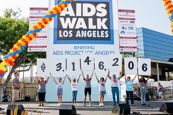AIDS Walk Los Angeles 2009