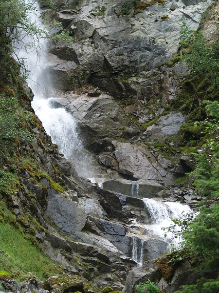 Lower Reid Falls; Skagway, Alaska