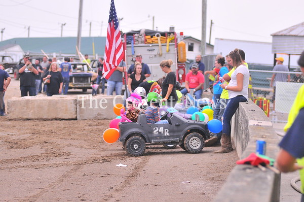 08-25-18 NEWS Demolition Derby @ Defiance county fair