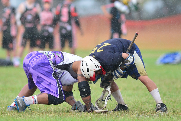 Total Lacrosse vs Hokkaido, 10-31-15