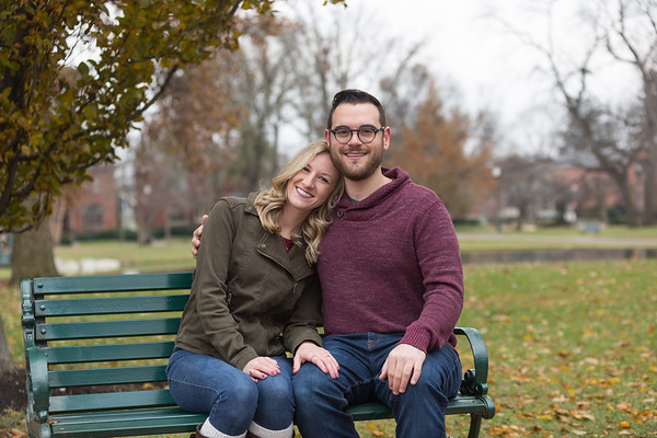 Todd and Kellen Engagement 2018
