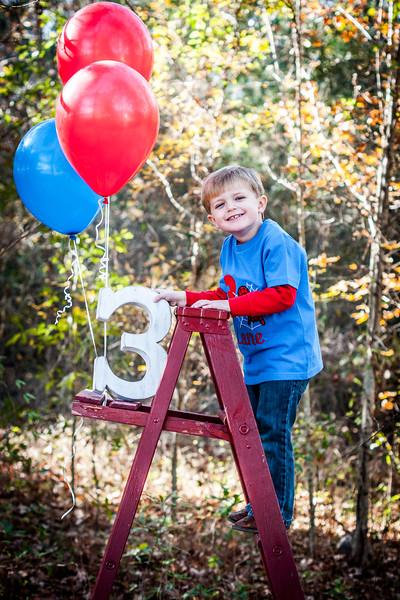 Lane 3rd Birthday