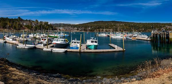 Bar Harbor and Mount Desert Island