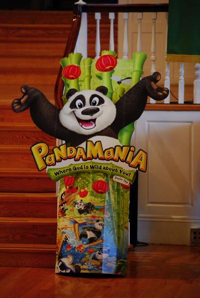 Pandamania Sunday