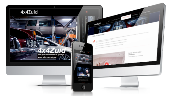 4x4 Zuid | Photography and Webdesign full responsive