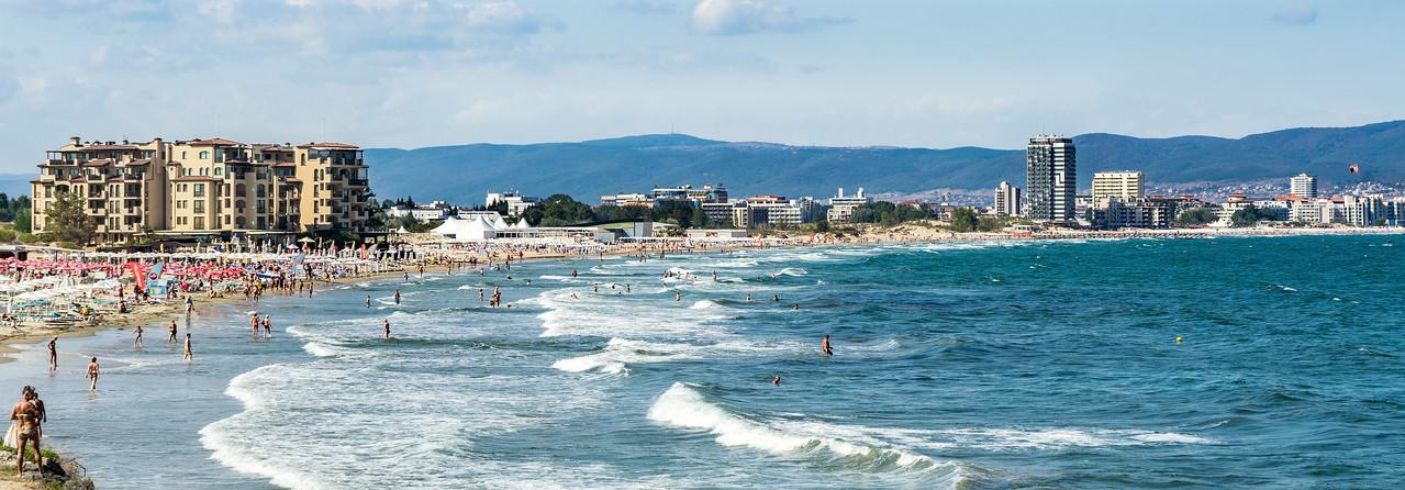 Bulgaria Town Sunny Beach