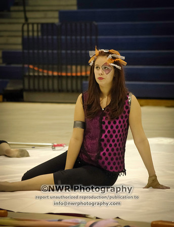 Loudoun County HS Winter Guard