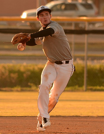 Baseball Scrimmage 1/28/2015