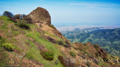 Walk on Mt. Diablo