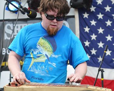 Damon Fowler @ Boston's Bluesfest