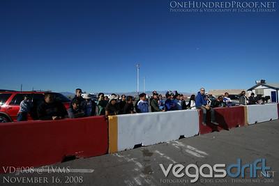 VegasDrift @ LVMS - VD008 - Nov. 16 2008