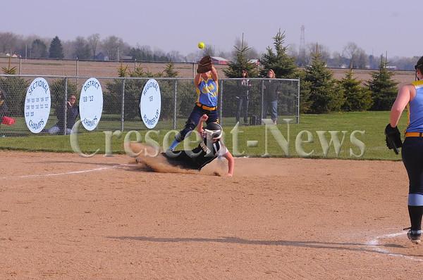 04-19-16 Sports Fairview @ Ayersville SB