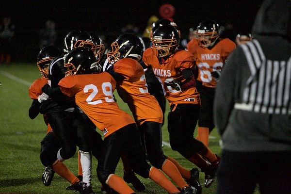 Black VS Orange Nov 27 2020
