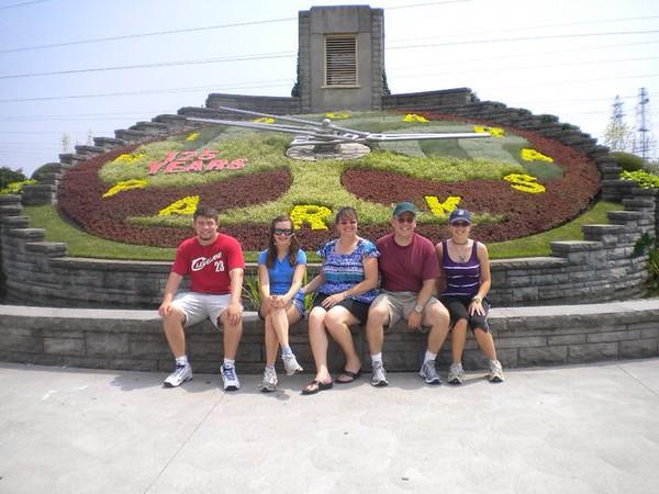 Niagra Falls July 6 2010