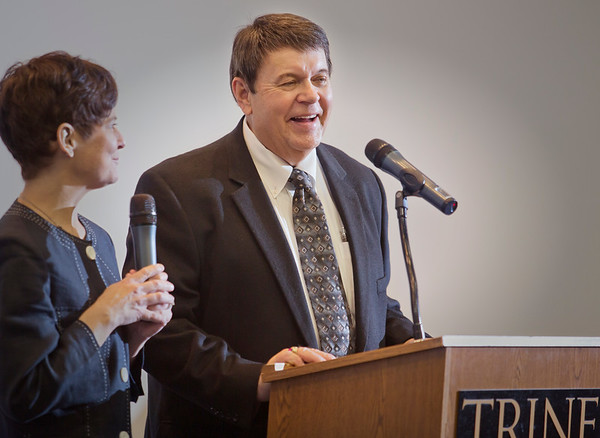 2014 KEITH BUSSE - CO-FOUNDER OF STEEL DYNAMICS AND TRINE UNIVERSITY BOARD OF DIRECTORS