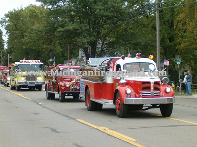 9/25/04 - Leroy Twp Fireman's Field Days parade