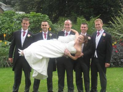 Dunc and Bev's Wedding