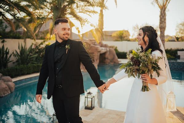 Austin & Holland Wedding