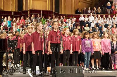 Banardos Concert 29th June 2013 Royal Albert Hall, Rehearsal and Concert