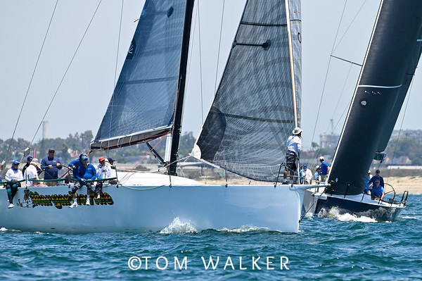 2019 Ullman Sails Long Beach race Week Saturday Photos