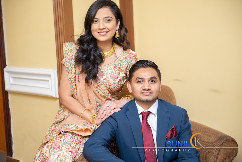 Atik Bagyashree Engagement