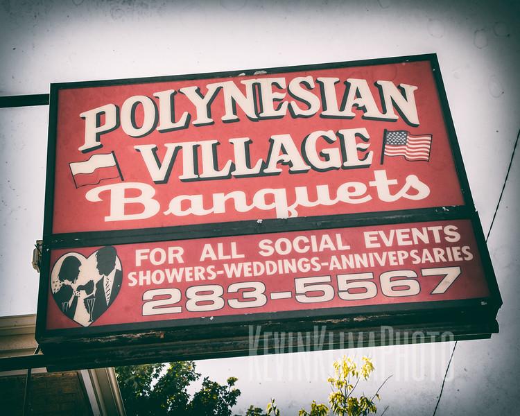 Polynesian Village Banquets