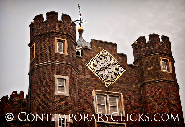 St James Palace, London England