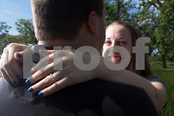 Ashely + Travis - Engagement