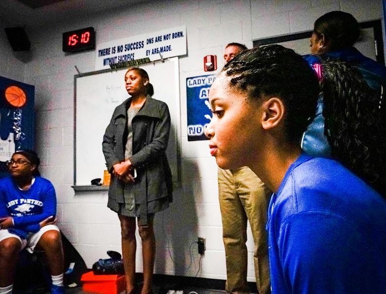 Lady Panthers Varsity vs  Arlington Colts 01-05-16-4
