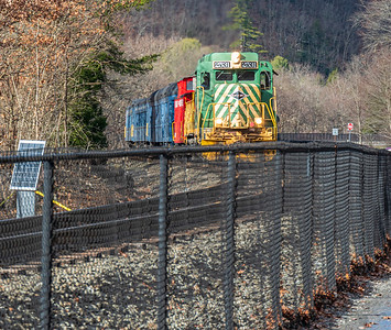Out with Phyllis in Jim Thorpe, 12-29-20 (Z5)