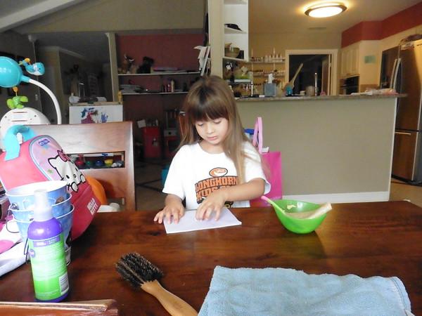Isabel's 5th Birthday