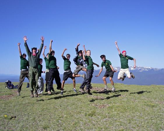 Scout Action Photos