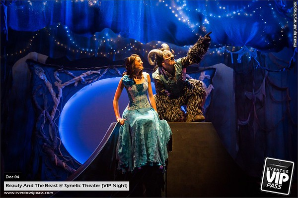 Beauty And The Beast @ Synetic Theather (VIP Night) | Thu, Dec 04