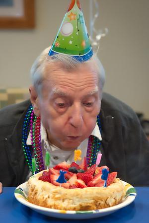 Joel Pyne 89th Birthday (2017)