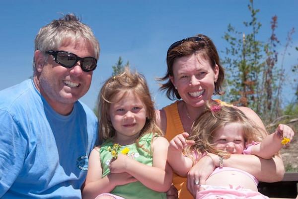 David, Lili, Karen, Alie Boshell.