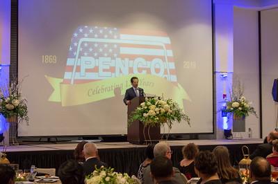 Penco 150th Anniversary Gala