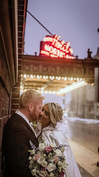 Video Wedding - Kate & Brock