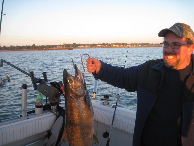 13 09 24 Silverfox Fishing - Troy
