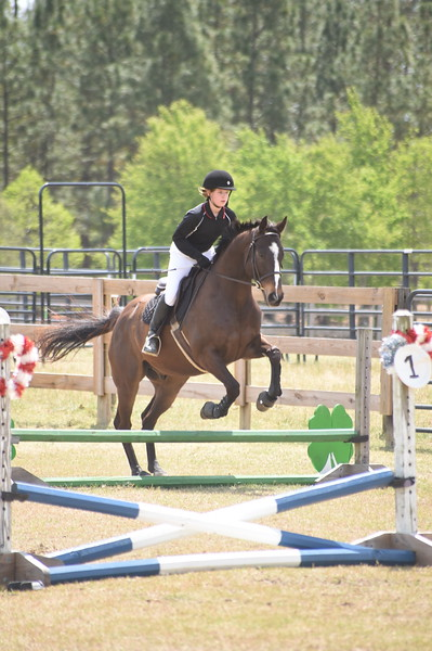 Carly Sandhills Horse Trials May 2, 2021