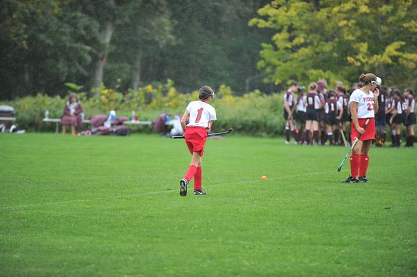 Pierson Lady Whalers M.S.  vs. Southampton 2011