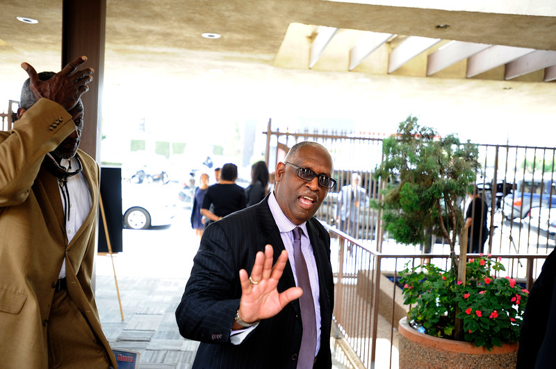 HOME GOING OF JOHN WESLEY MACK FORMER LA URBAN LEAGUE PRESIDENT HELD AT WEST ANGELES NORTH CAMPUS ON JULY 10, 2018 PHOTOS BY VALERIE GOODLOE