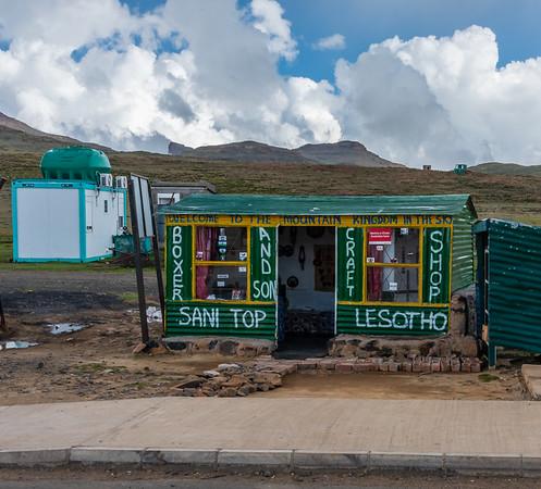 Sani  Pass/Lesotho