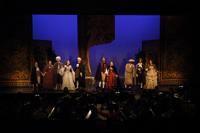 The Marriage of Figaro; Louisville, Fall 2007