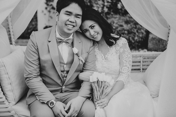 June Angelo and Miejie Wedding