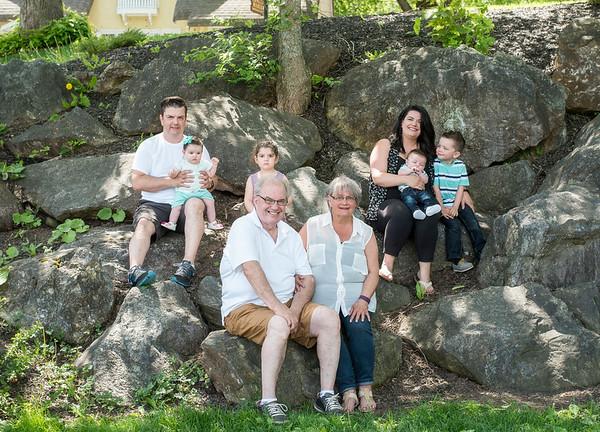 Mercer Family - 2017