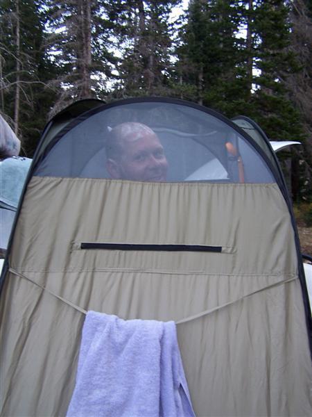 La Sal Mtns, Fall Camping trip '09