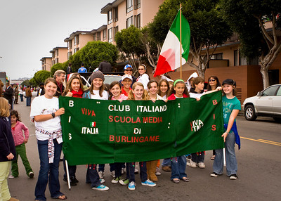 Club Italiano BIS Parade