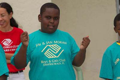 December 10th, 2011 Bikers Bash Visit to the Jim and Jan Moran Boys and Girls Club in Deerfield Beach, FL