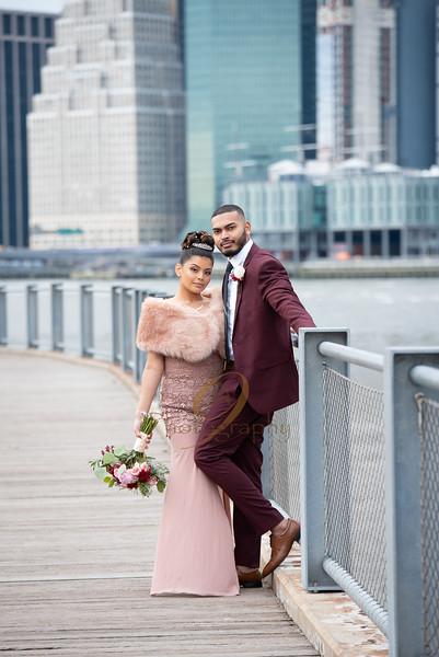 T & S Wedding